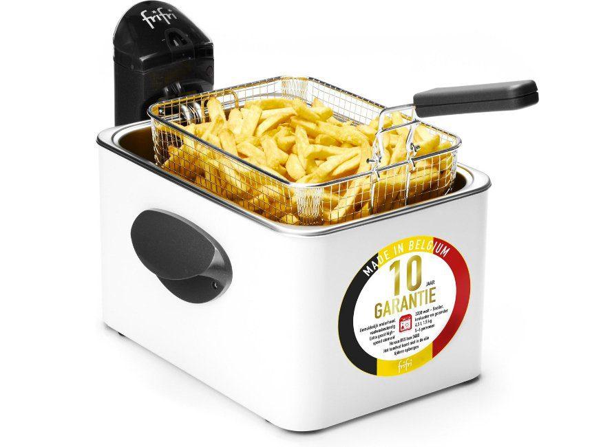FriFri 1948B Beste friteuse met geurfilter