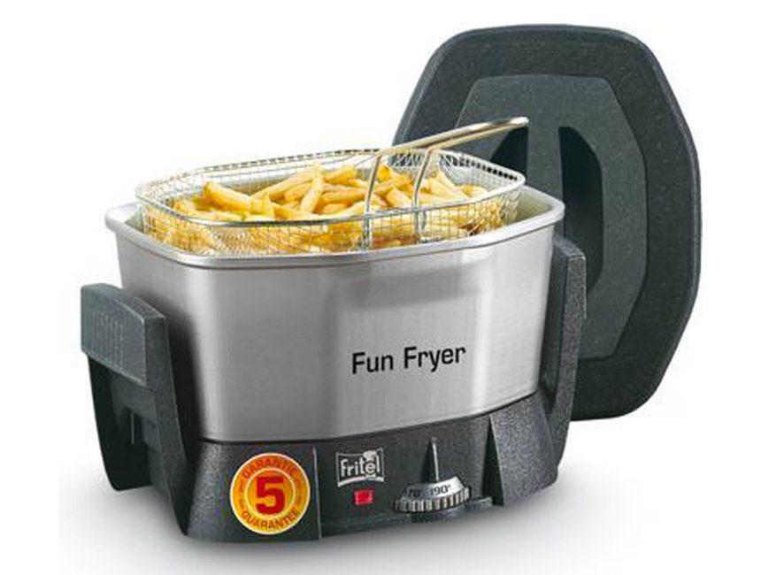Fritel FF 1200 Beste kleine frituurpan