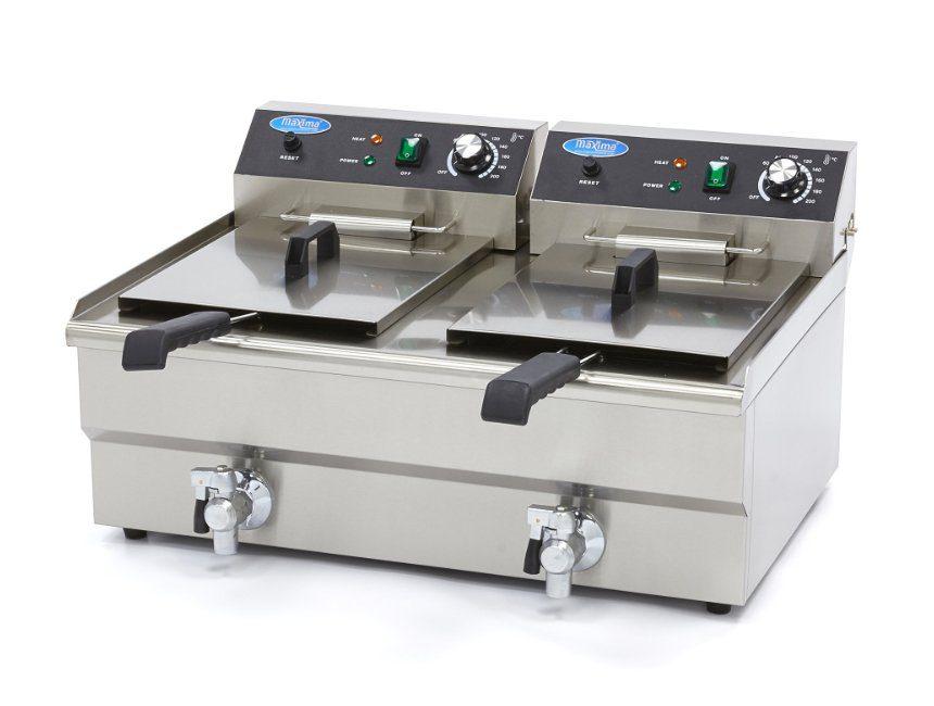 Maxima Kitchen EquipmentBeste horeca friteuse