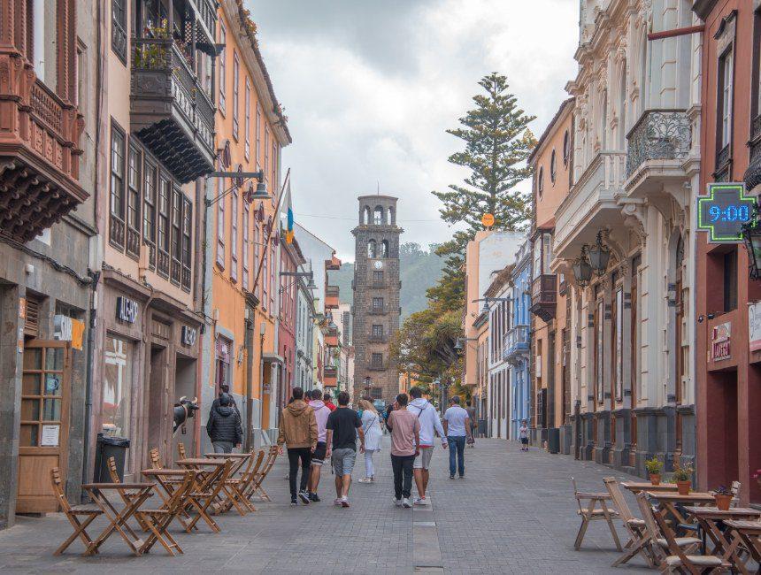 bezienswaardigheden Tenerife La Laguna