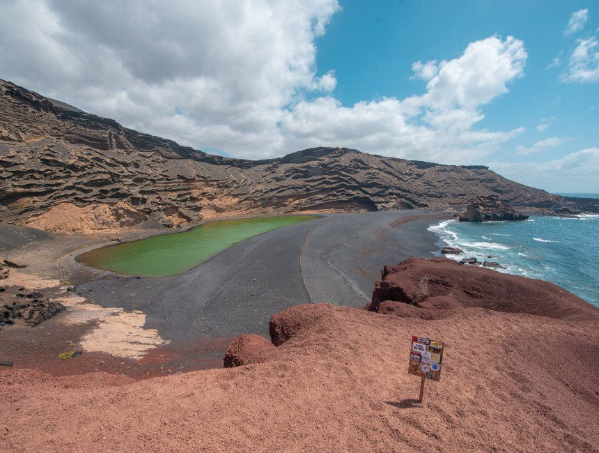 Charco Verde roadtrip Canarische eilanden