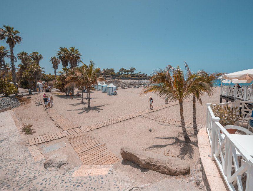 Costa Adeje Tenerife strand