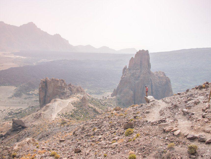 Roques de Garcia Teide nationaal park
