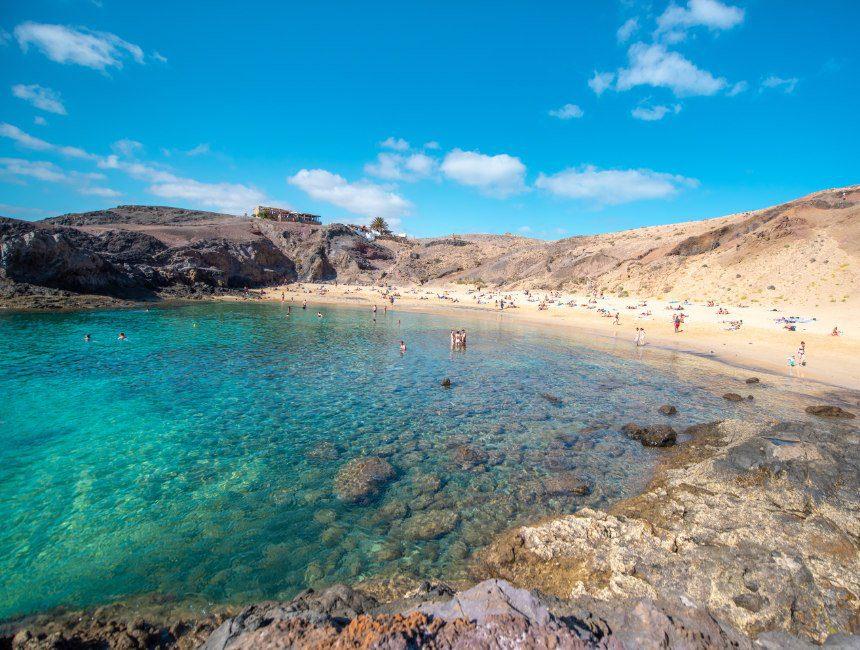 Welk Canarisch eiland heeft zandstrand