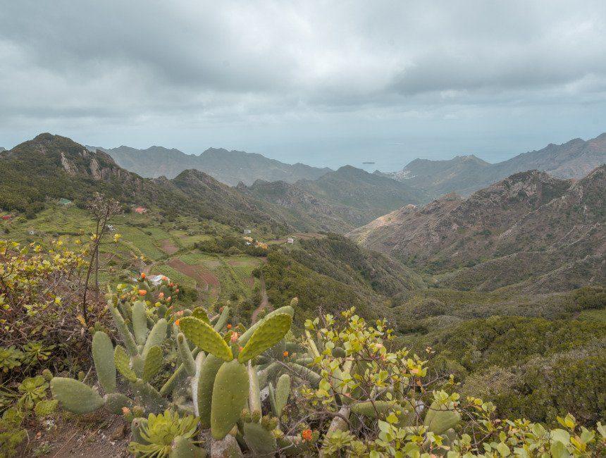 anagu rural park autoroute Canarische eilanden