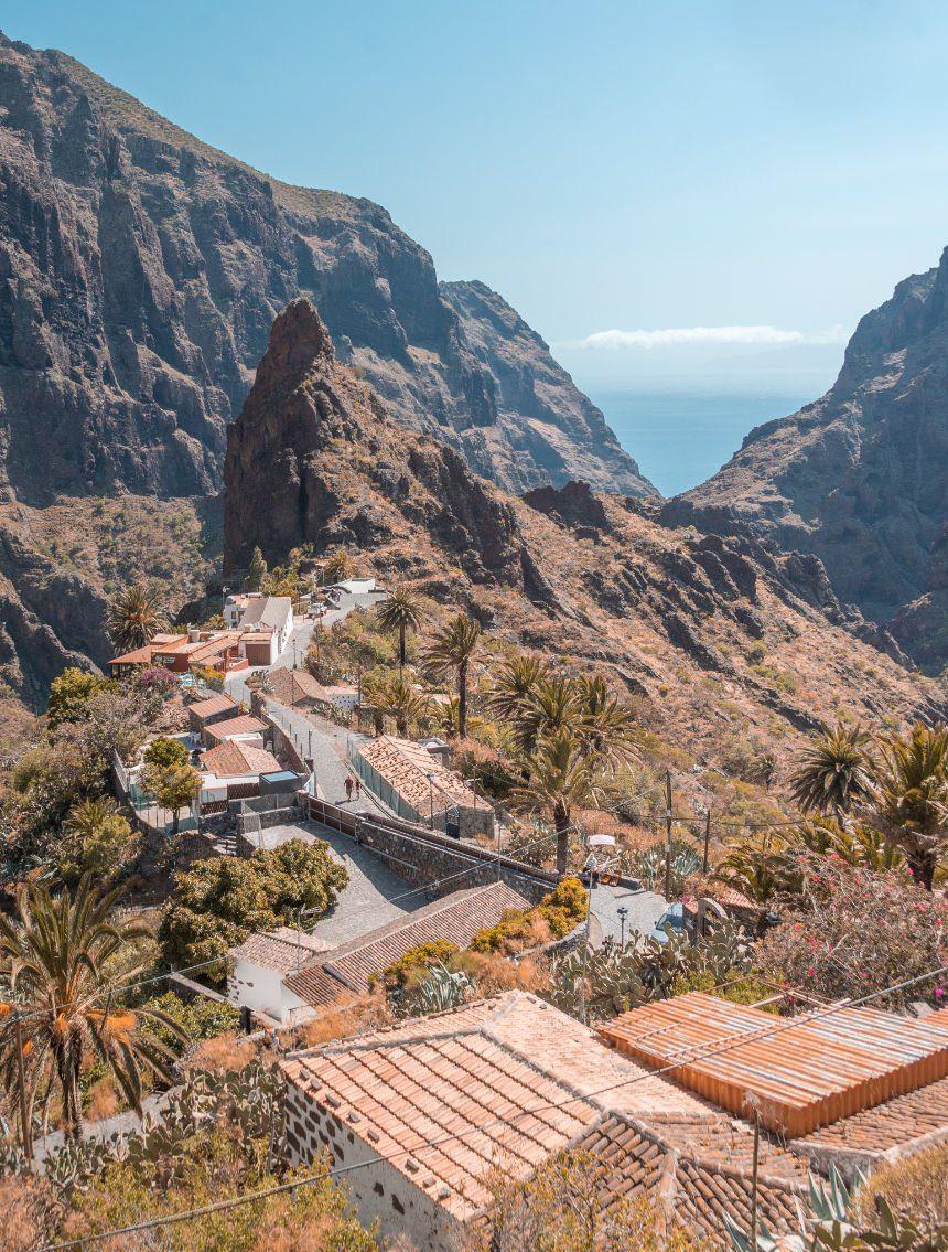 masca Tenerife autorondreis