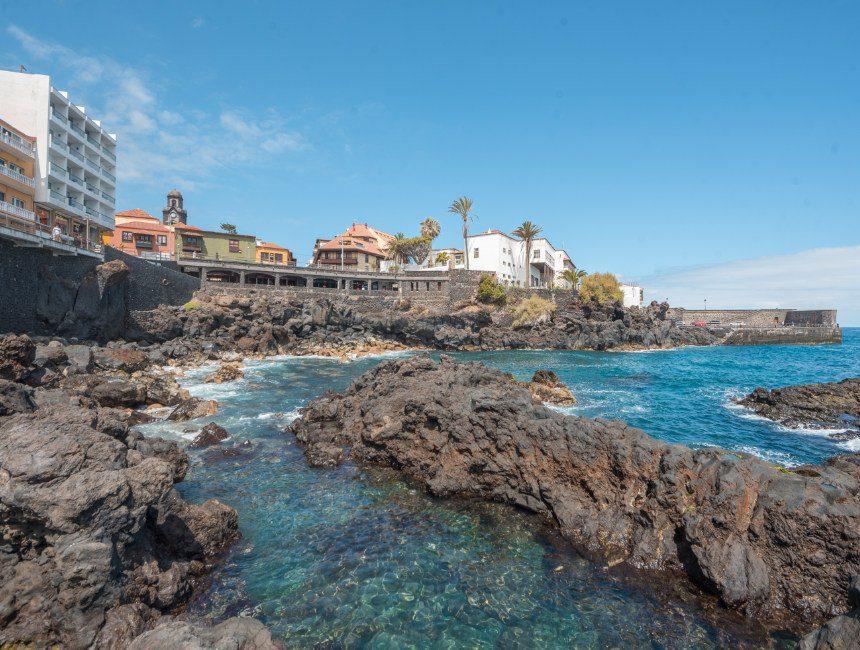natuurlijke zwembaden Puerto de la Cruz