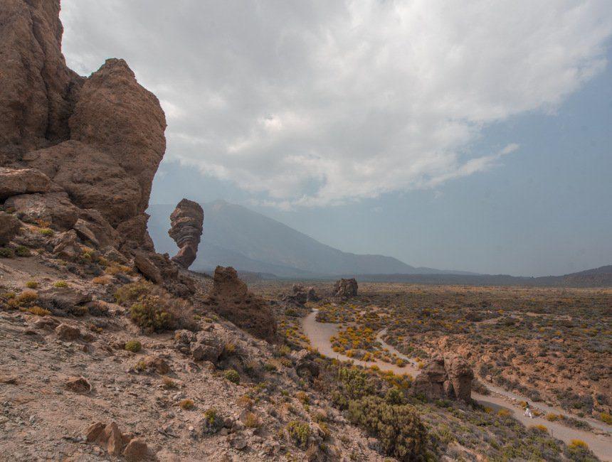 rondreis Tenerife Roques de Garcia