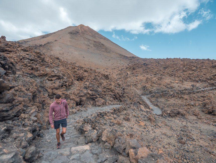 rondreis Tenerife Teide vulkaan