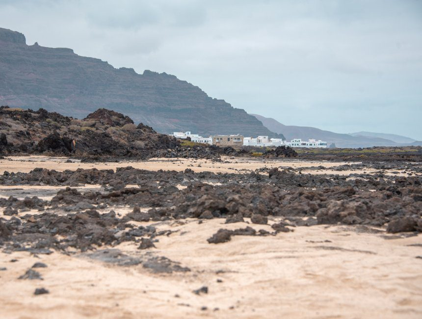 Caleton Blanco strand Lanzarote